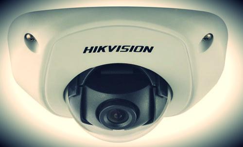 бюджетная IP-камера Hikvision DS-2CD7164-E