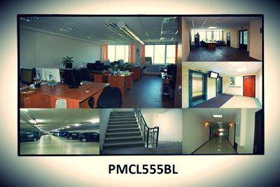55-дюймовый монитор PMCL555BL
