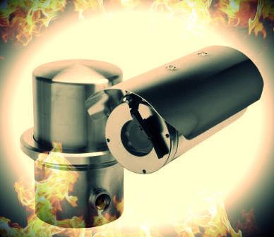 Взрывозащищенные камеры ExSite IP EHXME от Pelco