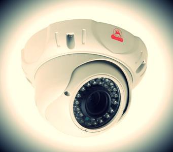 купольная камера SarmatT SR-S70V2812IR