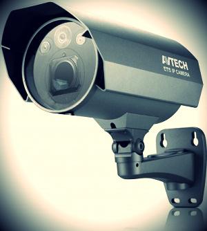 Новая сетевая камера AVTECH AVM565A - фото устройства