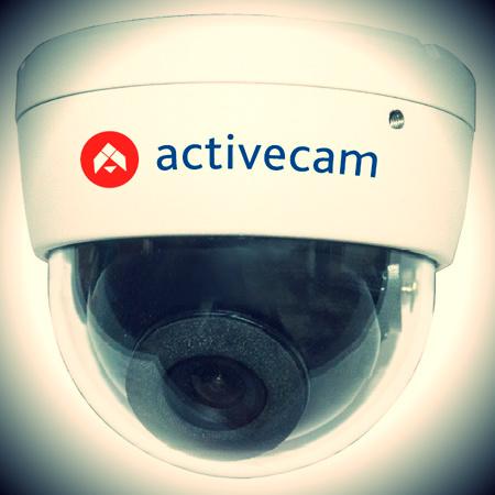 миниатюрная видеокамера ActiveCam AC-A331