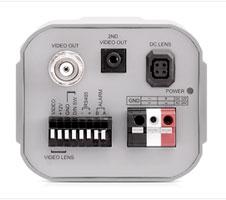 камера CQ-TWDN700 RFD, вид сзади