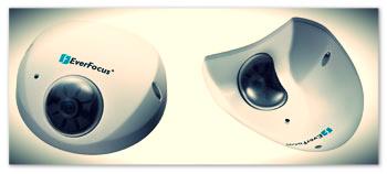 Видеокамеры серий EDN1000 и EMN2000