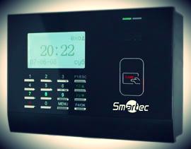 терминал для учета рабочего времени - Smartec ST-CT300EM