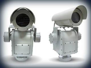 PTR-405 EX - защищенное устройство позиционирования камеры