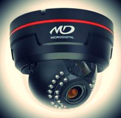 IP-камеры MICRODIGITAL  серии MDC-i70XXVTD-30