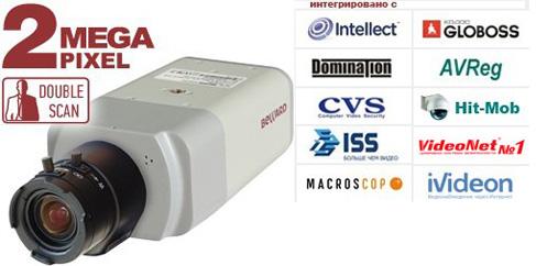 двухмегапиксельная камера Beward BD3270