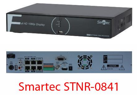 видеорегистратор Smartec STNR-0841