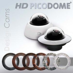 купольная камера Picodome