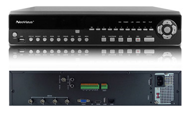 видеорегистратор Neovizus NVD-504 HD-SDI
