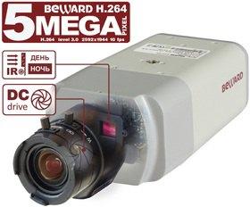 IP-камера с высоким разрешением BEWARD BD2570