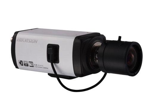 камера DS-2CD855F-E