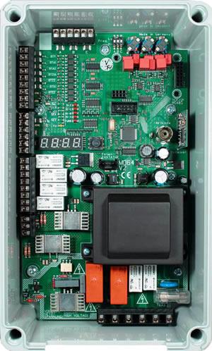 новый контроллер для шлагбаума ELKA MO-64