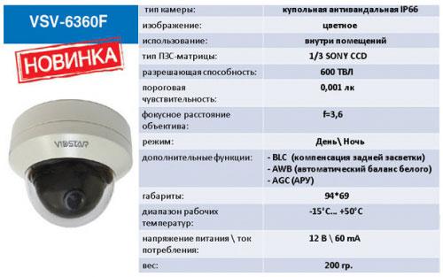 VSV-6360F