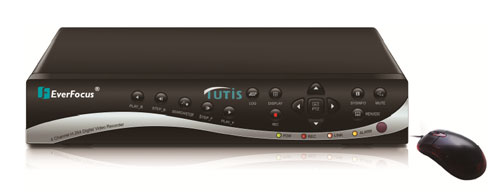 Видеорегистраторы серии Tutis от EverFocus