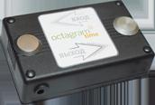 Система Octagram Time - контроллер с 2 встроенными считывателями