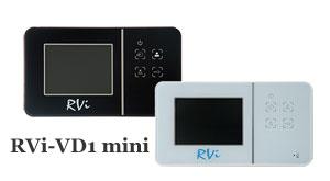 Приемная панель домофона RVi-VD1 mini