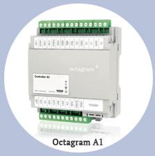Универсальный контроллер Octagram A1
