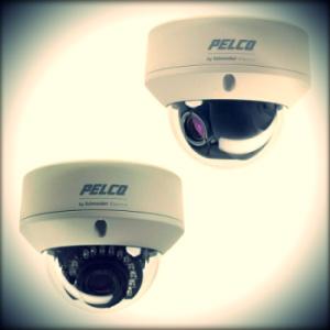 видеокамеры Pelco серии FD5