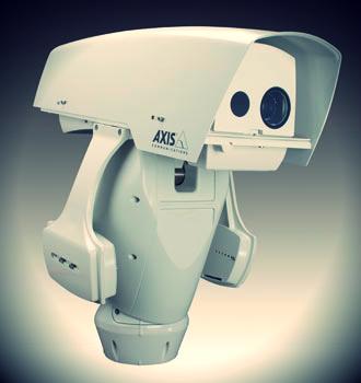 тепловизор и видеокамера высокого разрешения - комплект Q8721-E