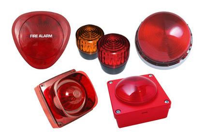 Виды пожарной сигнализации